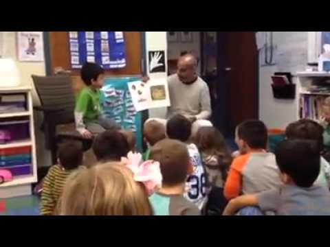 My KIDx talk at North Park Elementary School