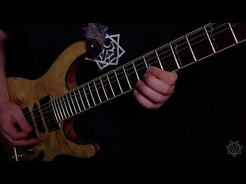 ENFOLD DARKNESS - Liberator of Mages [Guitar Playthrough]