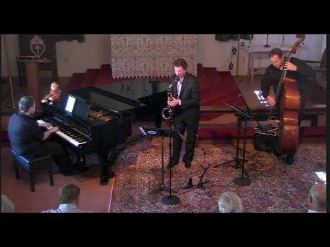 Brice Winston Trio in Concert 2016 (Sedona Jazz at the Church)