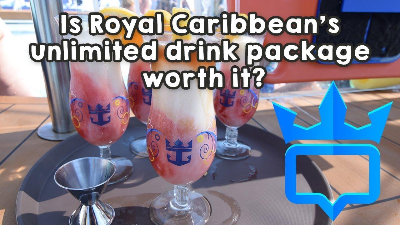 Analysis of Celebrity Cruises Premium Beverage Package ...