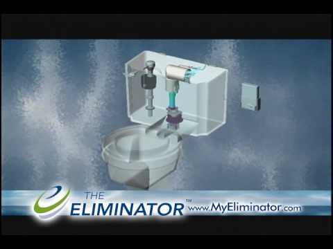 Delicieux The Eliminator: The Most Advanced Bathroom Air Purifier