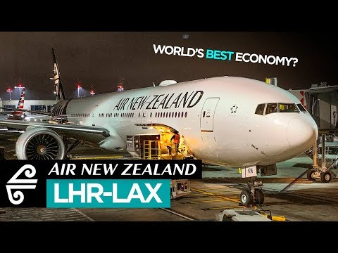 Air New Zealand LHR-LAX Review: All I Hoped It Would Be!