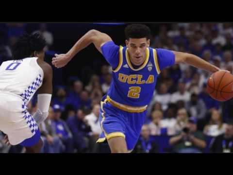 Lonzo Ball To Enter NBA Draft, Taliaferro Believes He