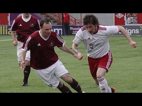 RJM Sports Scottish Amateur Cup Semi Final- Bannockburn AFC v Shortlees AFC (1st Half)