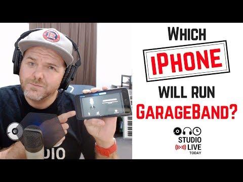 Which iphone will run garageband ios latest version garageband - Latest version of garage band ...