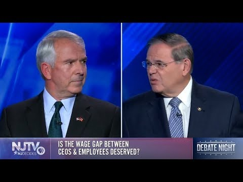Highlights from the New Jersey U.S. Senate Debate 2018
