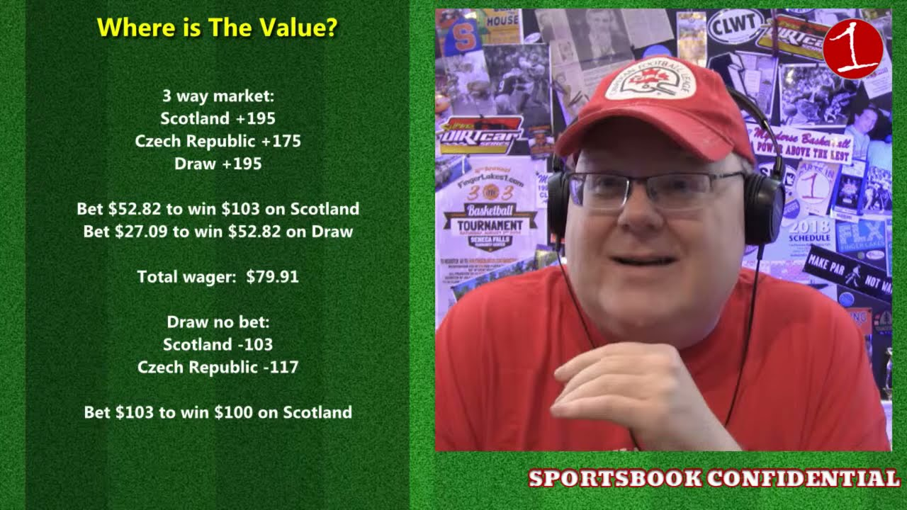 SPORTSBOOK CONFIDENTIAL: Finding value in 3-way markets & Euro soccer (podcast)