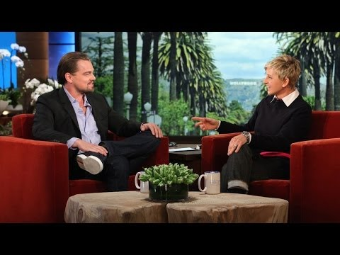 Leonardo DiCaprio Discusses 'The Wolf of Wall Street' - YouTube