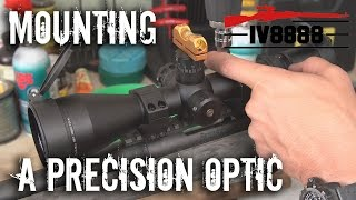 How To Install a Rifle Scope