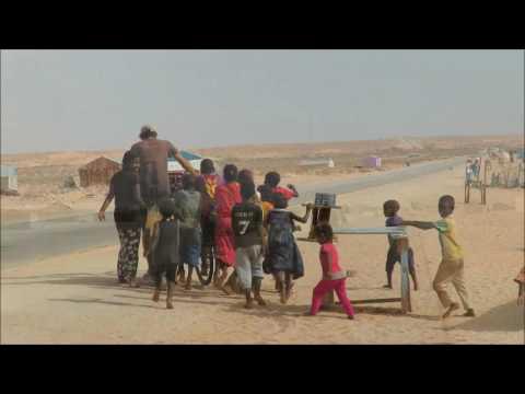 Recordando el desierto de Mauritania