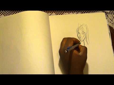 Sketching Video Test 02-01-16
