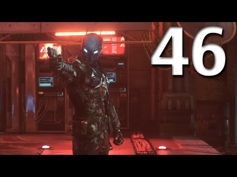 Batman: Arkham Knight Official Walkthrough - Part 46 - Arkham Knight Reveal!