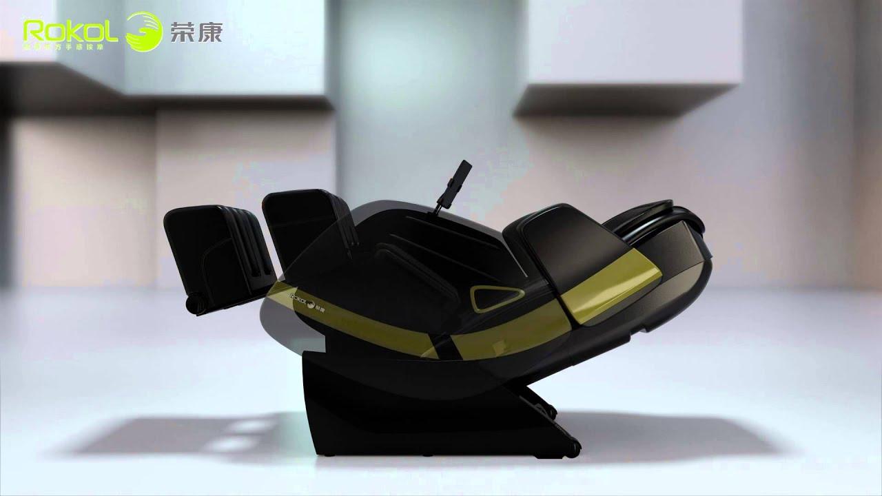 Introduction of Shandong kangtai RK7205 massage chair