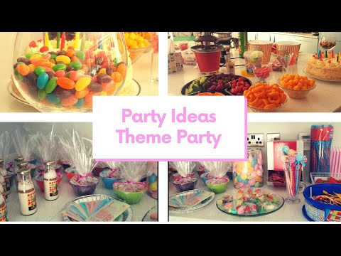 Birthday Ideas   Party Ideas   Themed Party   Party Favour Ideas   Party Food Ideas