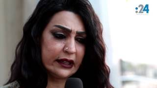 فيديو24| هدى الخطيب: أحضر لمسلسل جديد من وحي البيئة الخليجية