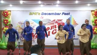 Padang Bulan & Culak-Cublak Suweng by VOCAL GROUP SETJEN_JUARA 1 @BPK's DECEMBER FEST 2016