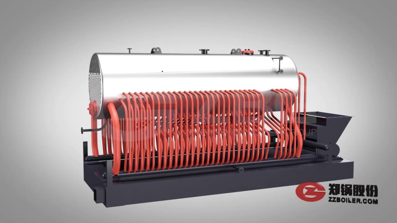 DZL Biomass Coal Fired Steam Boiler Manufacturer - YouTube