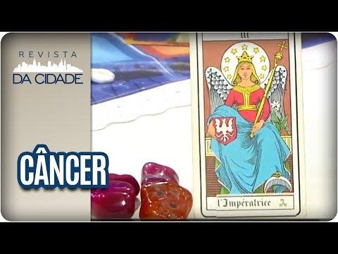 Previsão De Câncer 21/01 à 27/01  - Revista Da Cidade (22/01/2018)