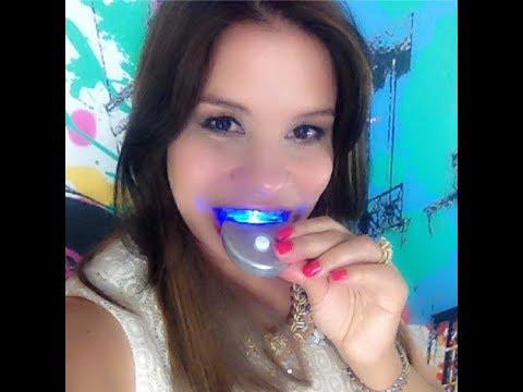 Aparato blanqueador de dientes