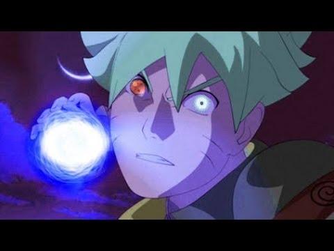 Dasyat Kekuatan Baru Boruto Setelah Dilatih Oleh Sasuke