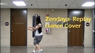 replay zendaya dance cover