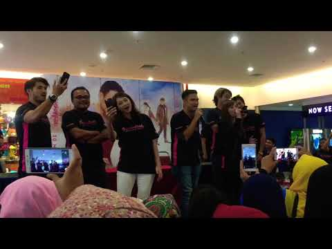 Ayda Jebat & Adi Priyo - Pinjamkan hatiku ( Live Version )