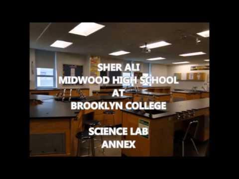 Sher Midwood @ Brooklyn College