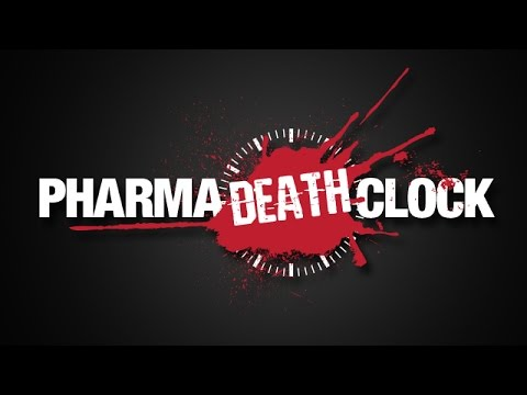 Pharma Death Clock website launched