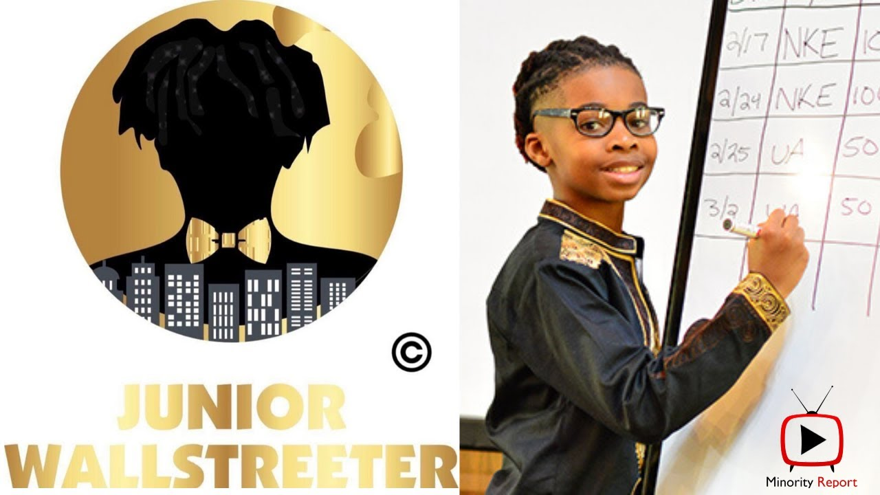 "Father, Son Close Wealth Gap with ""Junior Wallstreeter"" Investment Curriculum for Youth"