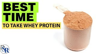 💪 Best Time To Have Whey Protein For Max Muscle & Fat Loss