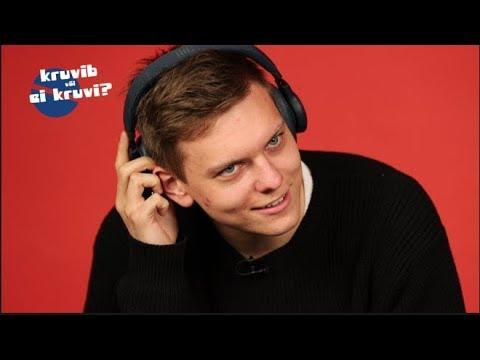 villemdrillem analüüsib Eesti kõige värskemaid laule | KRUVIB VÕI EI KRUVI?