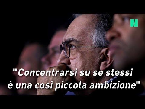 Le frasi celebri per ricordare Sergio Marchionne