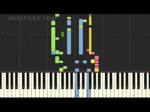 Bungalow / Bilderbuch (MIDI Karaoke Instrumentalversion)