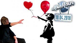 Nie veröffentlichte Masterclass-Videos, Das Banksy-Experiment   MoinMoin mit Lars