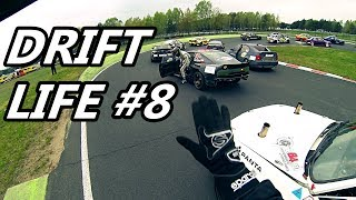 DRIFT LIFE #8 - DESTRUCTION IN POZNAŃ TRACK
