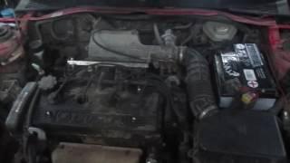 Двигатель Lifan для Breez 2007 после