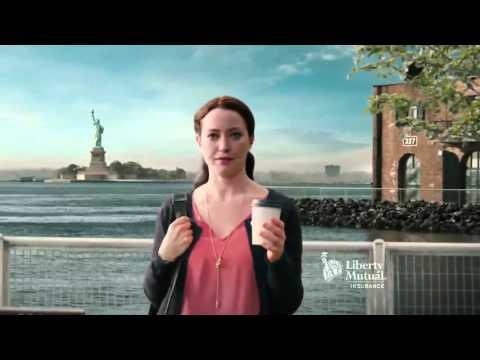 GTAV Liberty Mutual Smash into tree Commercial