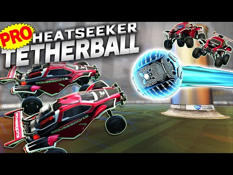 WHAT HAPPENS WHEN THE PROS TRY THE NEW TETHERBALL MAP?