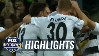 Video Gol Pertandingan Borussia Monchengladbach vs Hertha Berlin