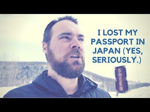 I lost my passport