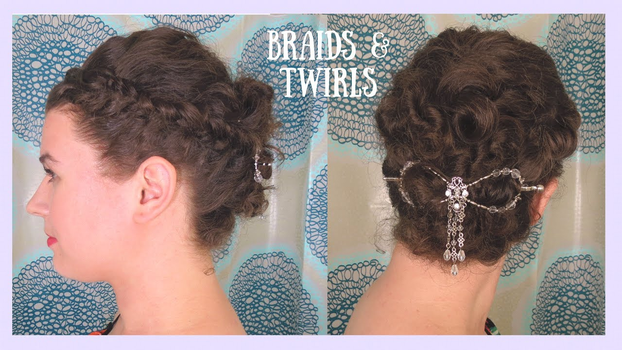 Wedding Hairstyle Prom Hairstyle Step By Step Updo Tutorial