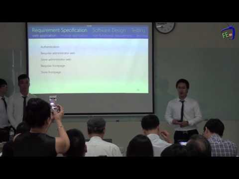 Dịch vụ cửa hàng trực tuyến BeSpoke - Phần thuyết trình