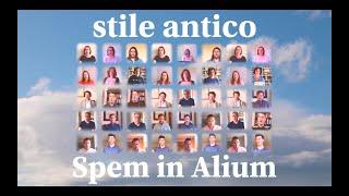 40 Parts for 40 Days: Stile Antico sings Spem in Alium
