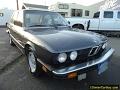 1983 BMW 528e E28 98k CLEAN ~ Classic Bimmer