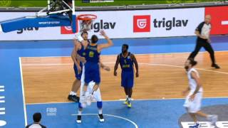 Highlights Italy-Ukraine EuroBasket 2013