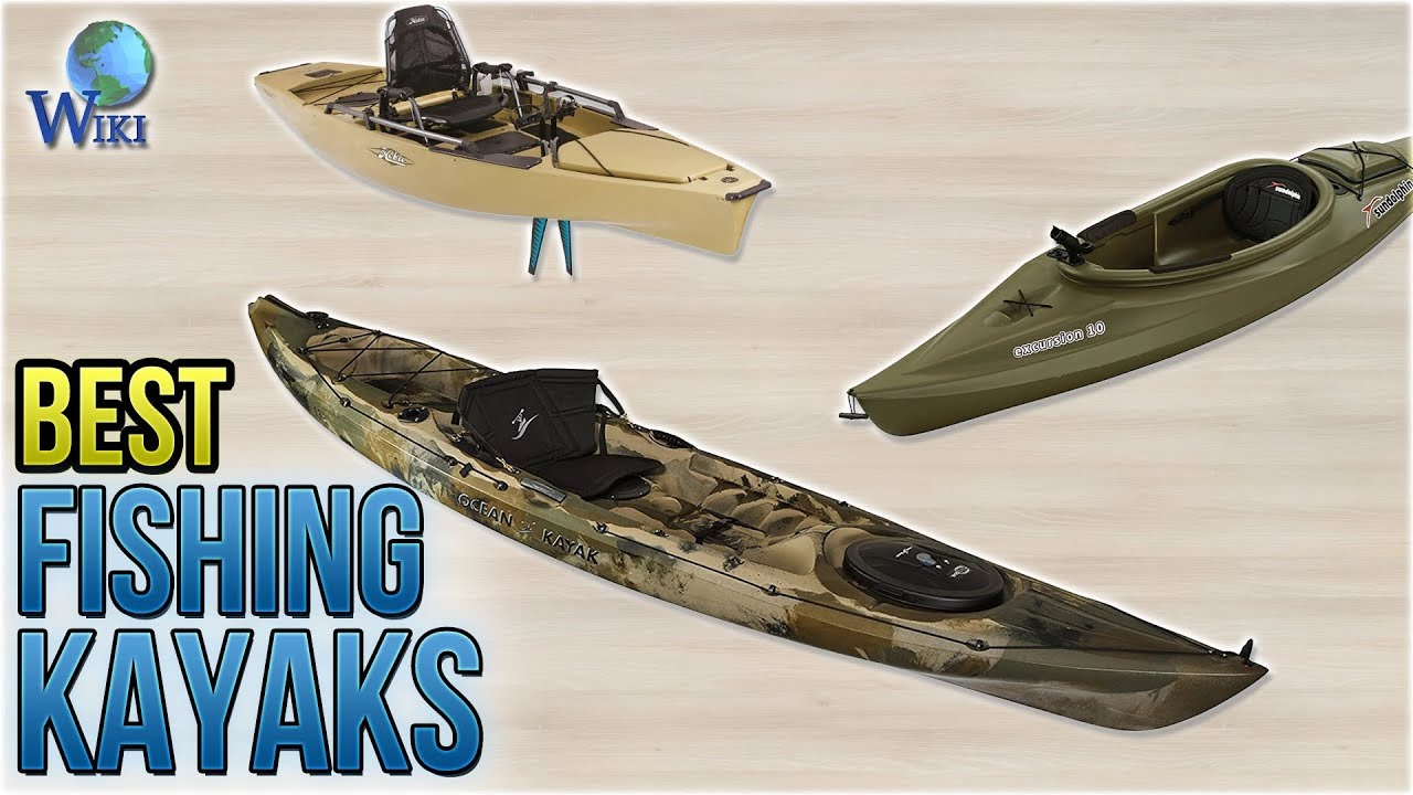 10 Best Fishing Kayaks 2018 Youtube