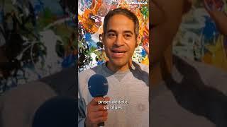 """L'artiste Jonone expose son nouveau show """"Unlimited"""" (version Instagram)"""