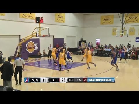Cameron Jones leads Warriors with 31 points vs. Los Angeles D-Fenders