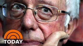 Bernie Sanders Gets Emotional About His Brother's Tribute At DNC | TODAY