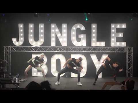 KONGA® DANCE CARDIO WORKOUT BY THE JUNGLE BODY®